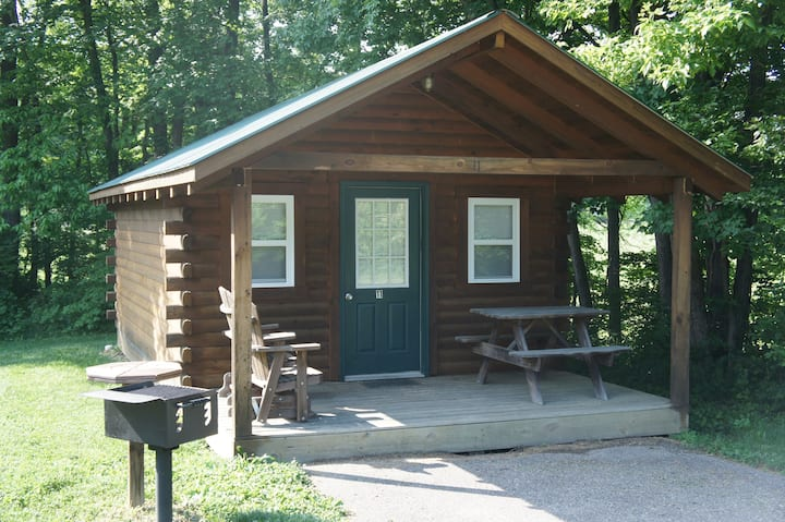 Paint Creek Small Cabin