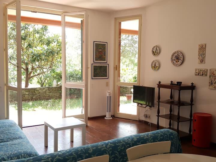 Casa Berizzi Mare - Arenzano Pineta