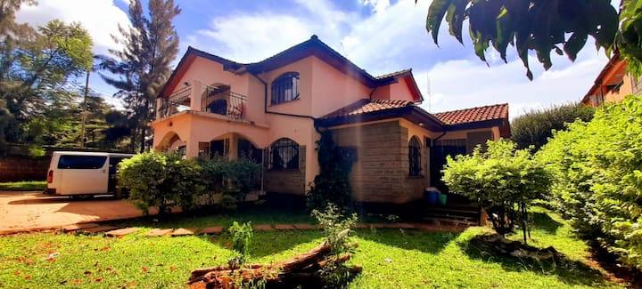 Luxury Villa No.1 Kiambu Road