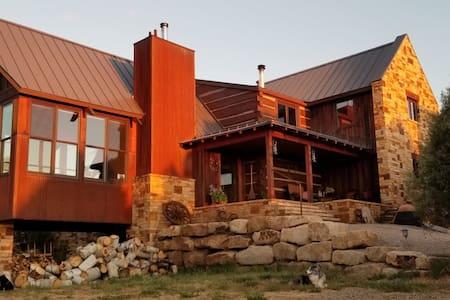 Custom Mountain Home close to Skiing and Hunting