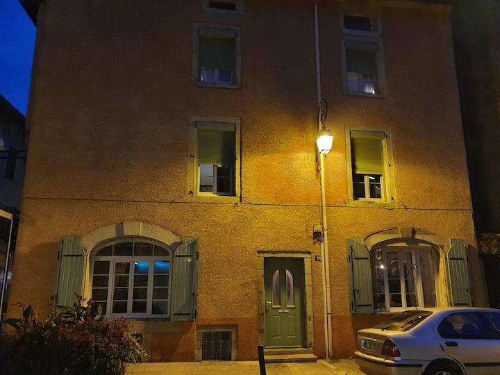 Très belle maison chaleureuse au coeur de Mirepoix