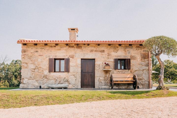 Cabaña Turismo Rural Abuelo de Arcos - Rías Baixas