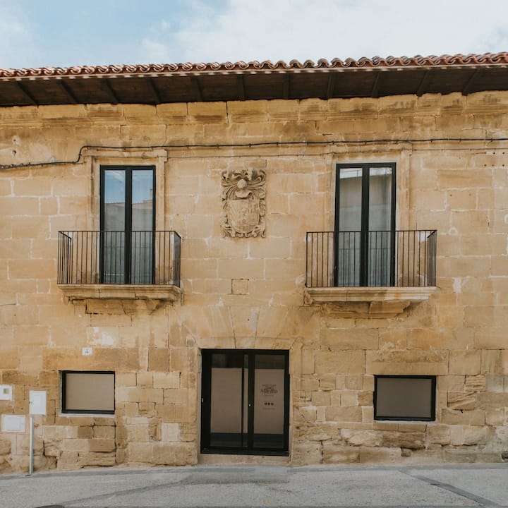 Manor House in San Vicente de la Sonsierra