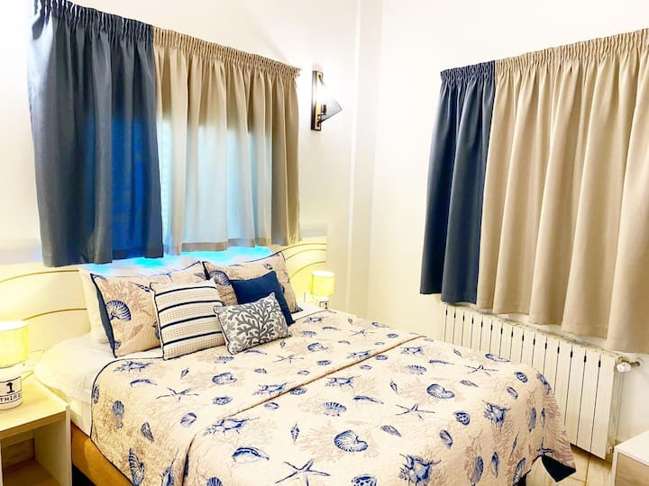 Blue One - Room in Iskandar Boutique Hotel