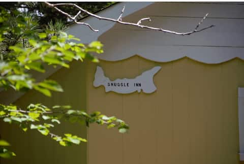 Forest & Lake PEI Cottages: Snuggle Inn