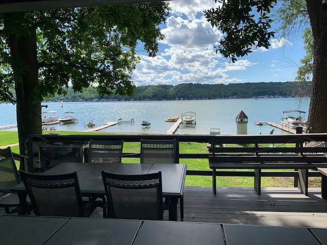 The Lodge on Conesus Lake