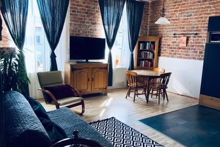 A comfortable flat in the centre of Kroměříž
