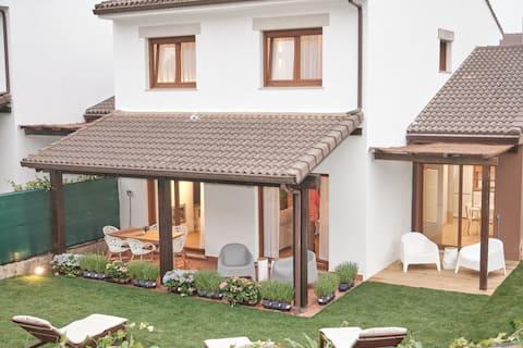 Miño Resort, huizen met een ziel (Xacedos, 9)