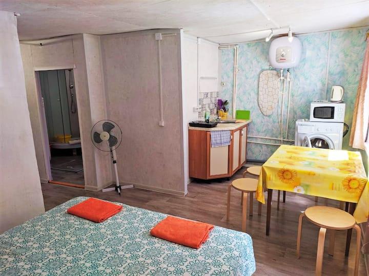 Уютный дом на Камском море