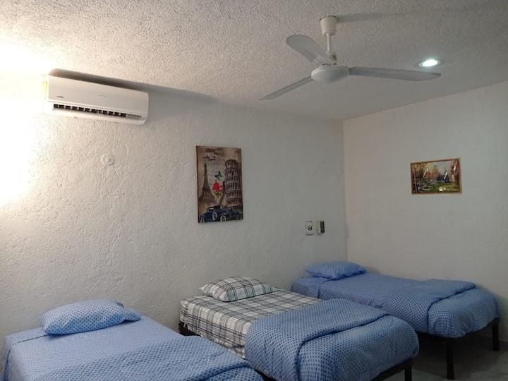 Amor Habitación  Privada en  Cancún