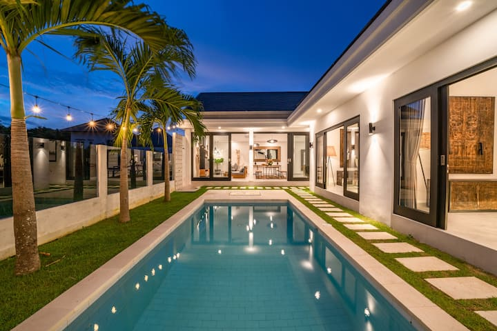 Villa Isyan - 3 bdr - Canggu - Best location