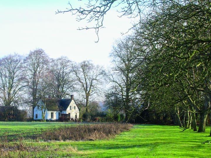 Vrijstaand landhuis Buitenleven