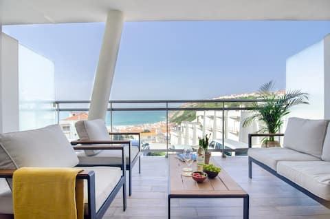 NEW 2020! Sea View Terrace and Condominium Pool