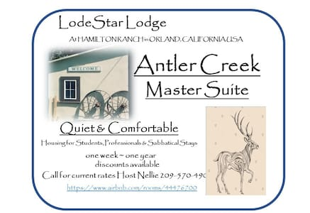 LodeStar Lodge  ' Antler Creek Master Suite'