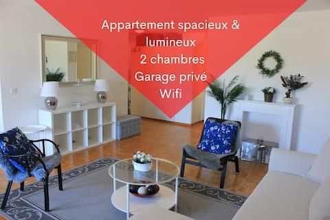 ✦✦✦ Appartement lumineux et spacieux ✦✦✦