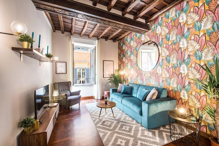 Charming Apartment near Piazza di Spagna