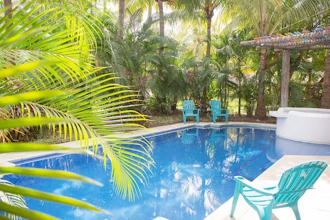 ☆ Mango Sunshine ☆ nature, pool and relax