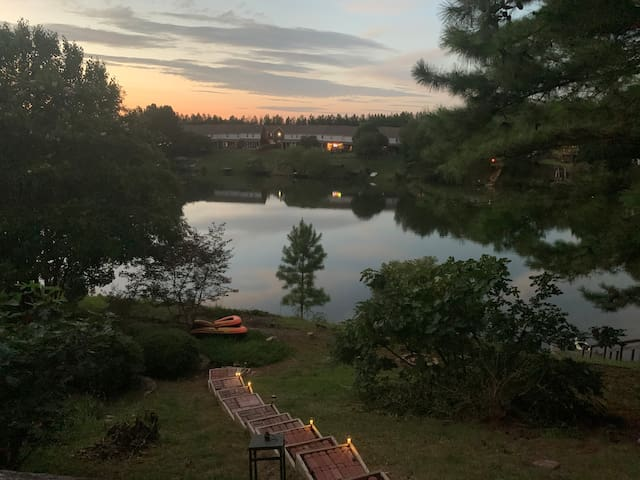 Entire Lake House