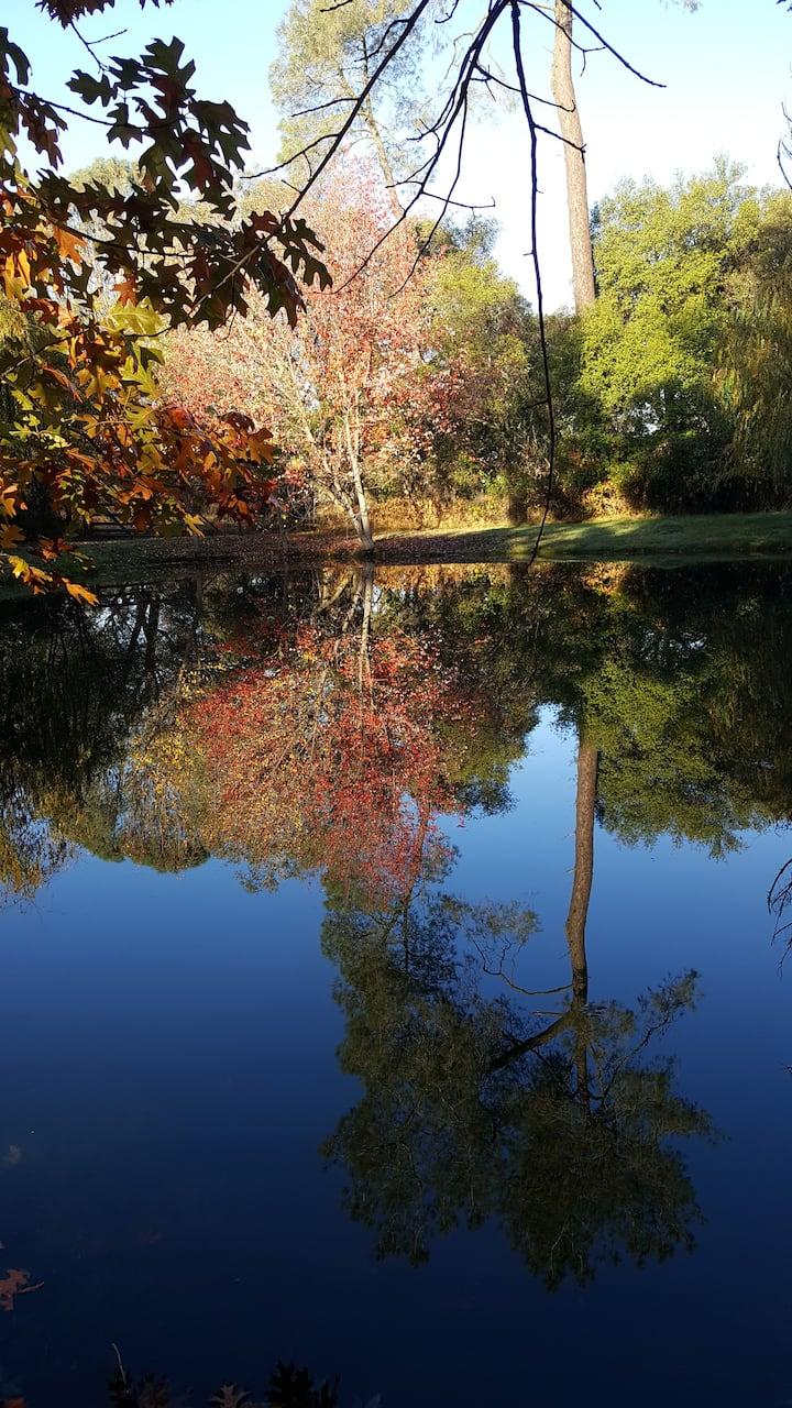 Lake 100 acres Farm Granite Bay Folsom