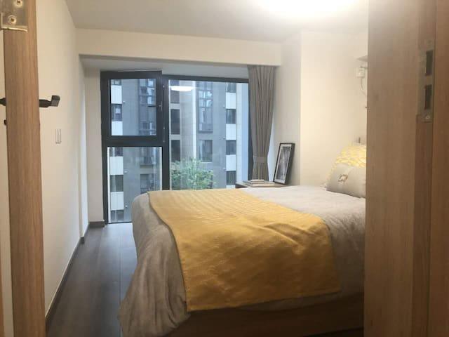 11号线真如站,一室户两室户独立精品公寓,价格可爱,安全奢华