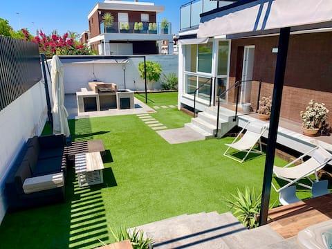 Moderna Villa Independiente -Jacuzzi- Gran Alacant