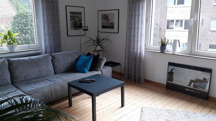 Ruhige und innenstadtnahe Wohnung