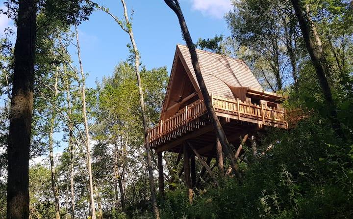 Le Mont Perdu - Cabanes & Spas les 7 Montagnes