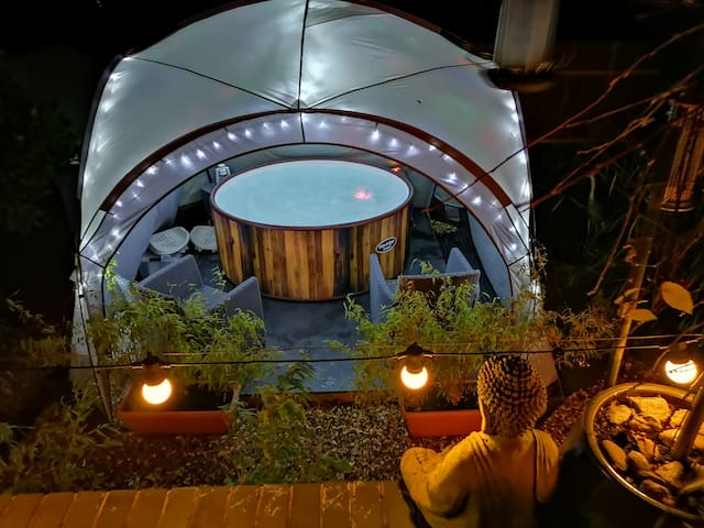 Welsh winter retreat with Lazy Spa