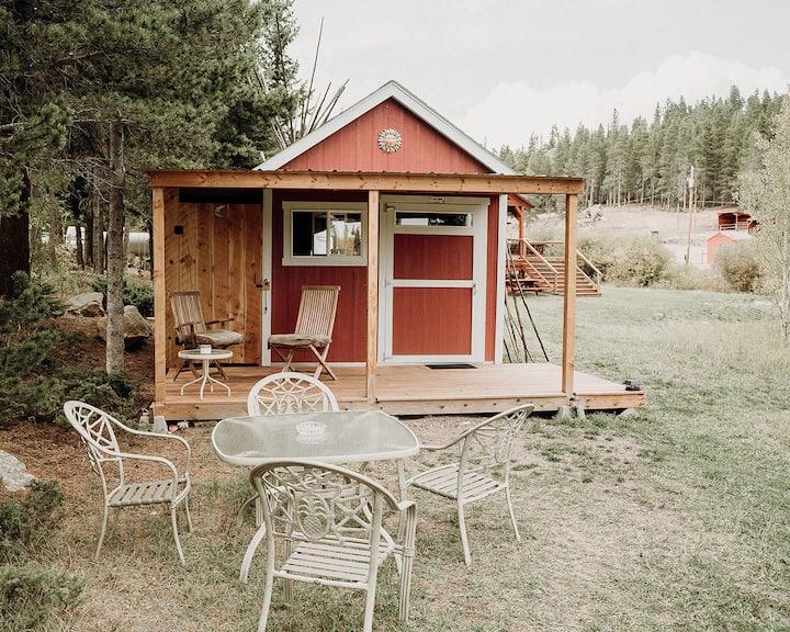 Private Cozy Cabin. Colorado Mountain Horse Ranch.