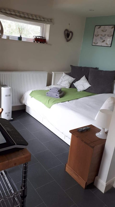 Ingleton 3 peaks and waterfall self contained room