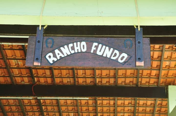 Sitio Rancho Fundo - Pousada Fazendinha