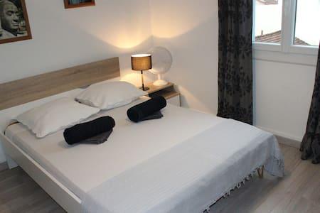Chambre privée dans appartement