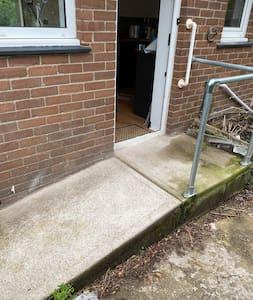 Easy access ramp