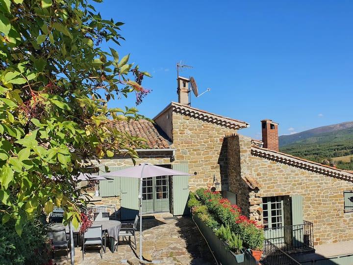 Gîte Cladan entre Alpes et Provence