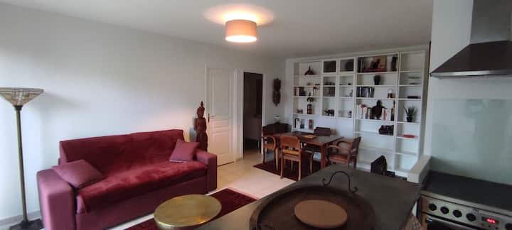 PARIS CDG, Appartement F2 45m2 tout confort