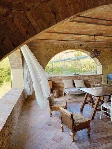 La Libellula - Intera casa in Monferrato UNESCO