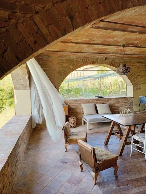 La Libellula - Casa inteira em Monferrato UNESCO