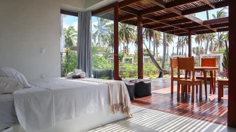 Casa Coco Banana - 1 Suíte Luxo para casal