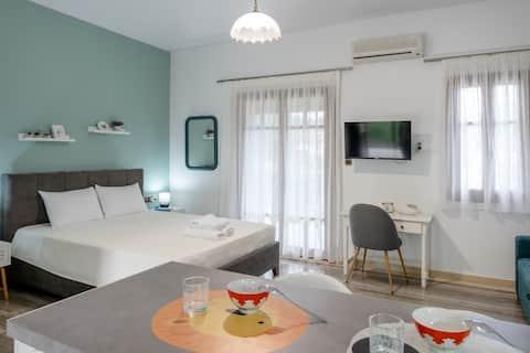 OUT Parga Apartment 3 Άνετο διαμέρισμα με κήπο