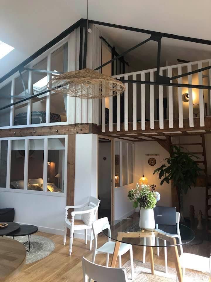 L'Erable, loft haut de gamme à Landerneau