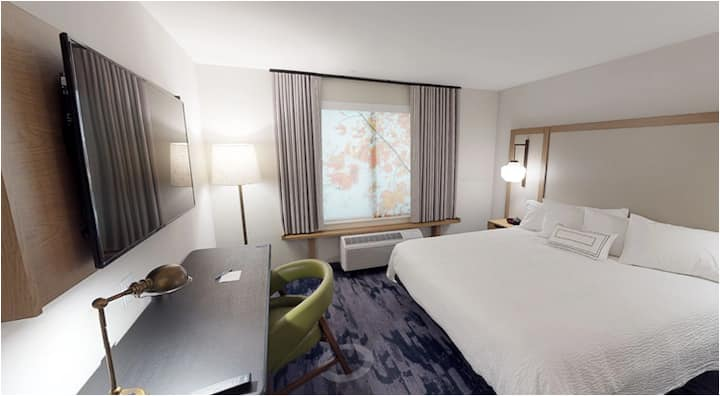 New, modern hotel in Enfield, CT- RM2