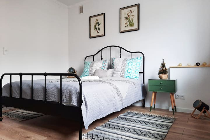 """New cosy apartment """"Green Fish"""", 7 min from CC"""