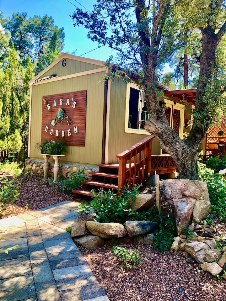 Baba's Garden - a sweet cozy private gem!
