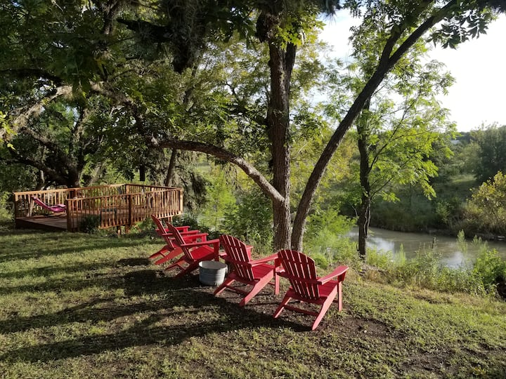 Honey's Frio River House