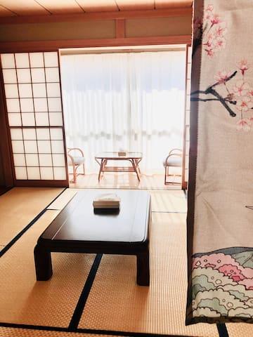 1st floor Japanese style room