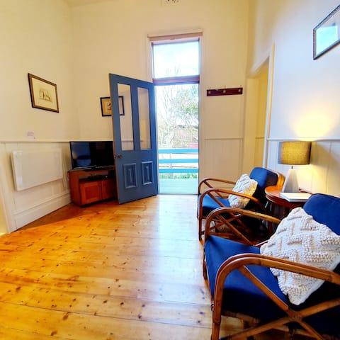 Guest House Queen Room 18