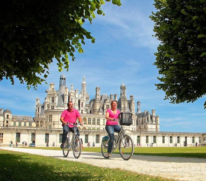 Au cœur de Beauval et des châteaux de la Loire