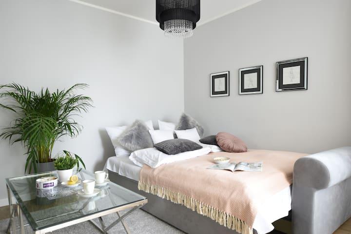 Apartament nr 4 - Glamour