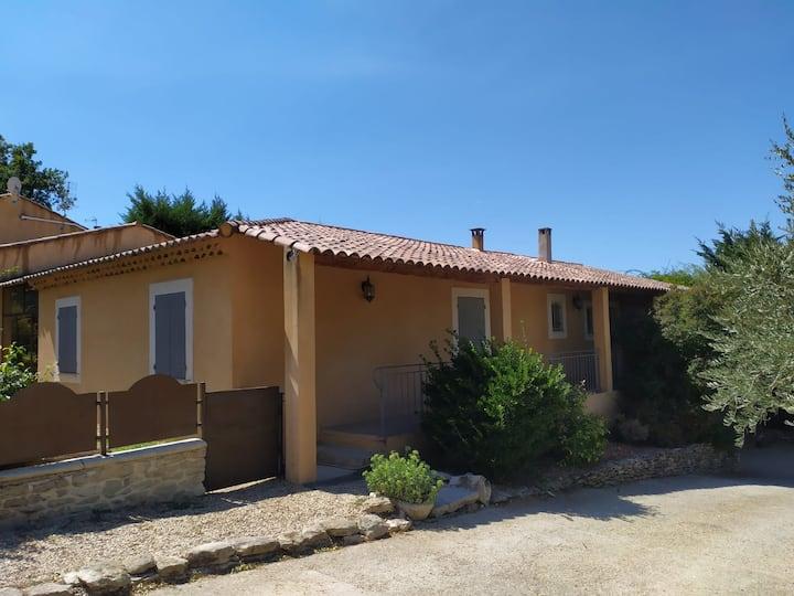 Villa Al kassar au coeur du Lubéron