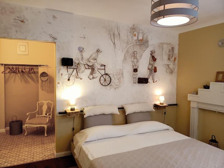 La Libellula - Mini appartamento Monferrato Unesco